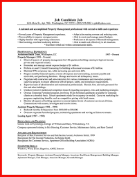 Property Management Resume Samples by Assistant Apartment Manager Resume Sample Commercial Property