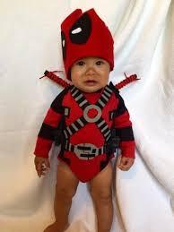 Halloween Costumes Deadpool Baby Wolverine Costume Baby Wolverine Wolverine Costume