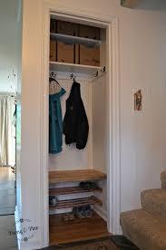 entryway organization ideas mudroom closet ideas