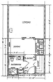 one bedroom floor plans am apartment studio archdaily floor plan arafen