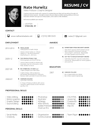 Music Resume Example by Resume