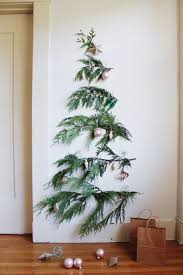 a minimal tree alternative great for a small space