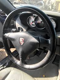 black porsche boxster 2002 used porsche boxster steering wheels u0026 horns for sale