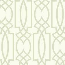 modern wallpaper in silver design by york wallcoverings large lattice wallpaper in silver and white design by carey lind for
