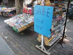 used books for sale in bangkok thailand