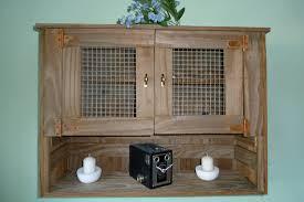 Kitchen Curio Cabinets Curio Cabinet Distressed Wood Curio Cabinets Chic Distressed