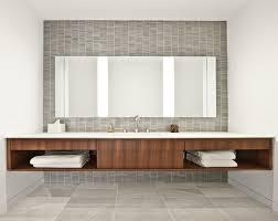 Modern Floating Bathroom Vanities Mirror And Vanity Modern Floating Bathroom Vanity With Bathroom