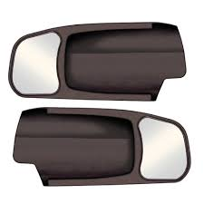 towing mirrors for dodge ram 3500 cipa slip on tow mirrors 2009 16 dodge ram 1500 2500 cipa