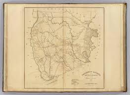 Blank Sc Map by Darlington District South Carolina David Rumsey Historical Map