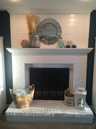 creative spray paint for fireplace wonderful decoration ideas cool