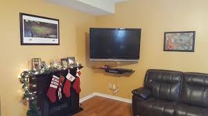 Tv Wall Shelves by A V Wall Mount U0026 Tv Shelves