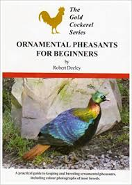 ornamental pheasants for beginners gold cockerel books