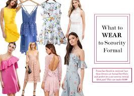 sorority formal dresses sew 10 dresses for sorority formal 100