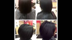 silk press arlington tx hair stylist youtube