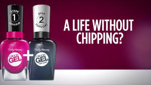 miracle gel life proof nail polish chip resistant gel manicure