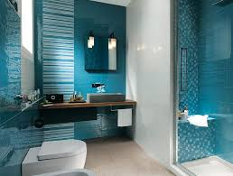 teal bathroom ideas teal blue bathroom decor brown lacquered wooden counter top