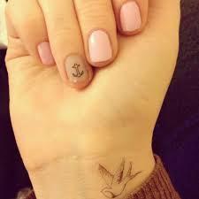 mer enn 25 bra ideer om mens wrist tattoos på pinterest små