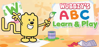 wubbzy u0027s abc learn u0026 play clevertouch
