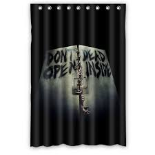 Shower Curtain To Window Curtain 21 Horror Inspired Shower Curtains To Creep Up Your Home Riot Daily
