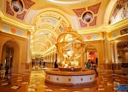 Venetian Hotel Map Venetian Hotel Macau Lobby