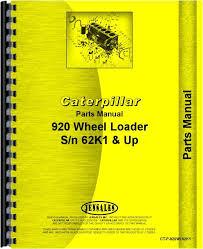 caterpillar 920 wheel loader parts manual 28 images cat wheel