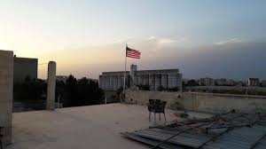 How To Hoist A Flag American Soldiers Hoist U S Flag On Syrian Land Set Up New