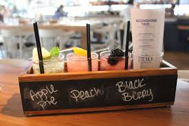 brio coastal bar u0026 kitchen in torrance debuts moonshine specials