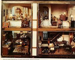 vintage dollhouse kits and plans the greenleaf miniature community