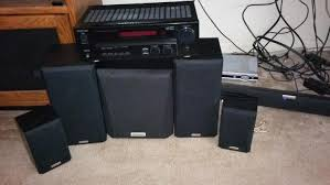 kenwood home theater system best kenwood home surround sound system with 5 speakers and