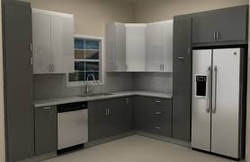 Standard Kitchen Cabinet Door Sizes by Refrigerator Surround Cabinet How To Make Your Fridge Look Like A
