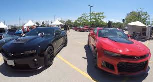 camaro forums 5th great closeup look at 2017 camaro zl1 with comparison to 5th