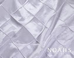 renting linens noah s linens white 039 pintuck linens