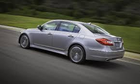 review hyundai genesis review the 2013 hyundai genesis sedan makes luxury speed