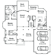 tres le fleur 1st floorsfw walkout basement floor plans archives