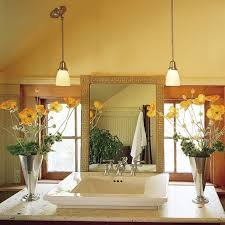 Creative Lighting Fixtures Creative Lighting Solution For Third Floor Bath With Angled