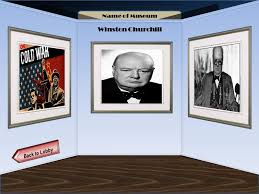 Winston Churchill And The Iron Curtain Museum Entrance Welcome To The Lobby Winston Churchill Iron