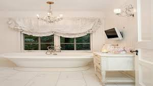 Shabby Chic Bathroom Ideas Modern Shabby Chic Bathroom L Shape Stainless Steel Faucet Open