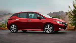 leaf nissan black this is the all new 2018 nissan leaf the drive