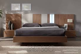 platform bed with led lights kassel platform bed with led lights by mobenia room service 360