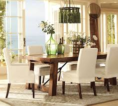 harvest dining room tables benchwright extending dining room table with pottery barn and