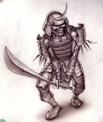 dead samurai sketch by anibalo on deviantart