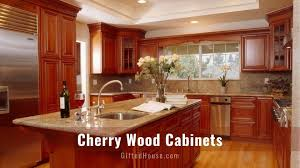 best for cherry kitchen cabinets cherry wood kitchen cabinets countertop wall colors