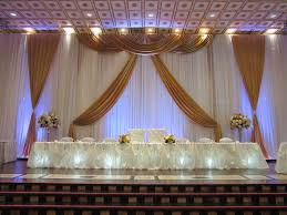 wedding backdrop size wedding ideas ideas for wedding backdrops remarkable gold