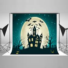 halloween background crow online buy wholesale photography background graveyard from china