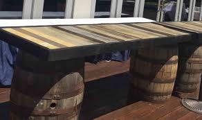whiskey barrel bar table stunning whiskey bar stools highest clarity decoreven stunning