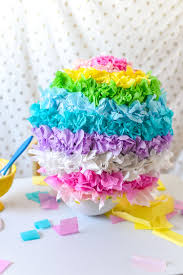 diy pinata easter egg courtney u0027s sweets
