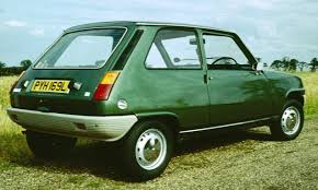 renault green renault 5 review and photos