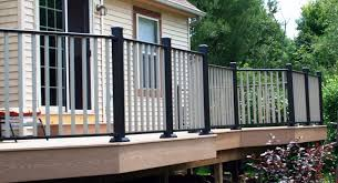 wahoo aluminum railing post kit 36 inch residential wahoo decks