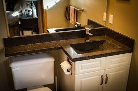 Bathroom Countertop With Sink Vanities Contemporary Bathroom Vanities And Sink Consoles