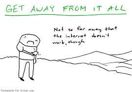 toothpaste for dinner by drewtoothpaste get away from it all